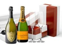 Cellarit Champagne Gift Delivery Box