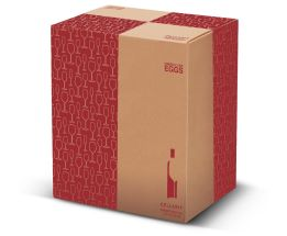 heavy-duty wine box for delivery and storage