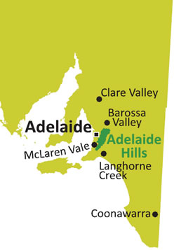 Adelaide Hills A Diversity of Wines of Distinction