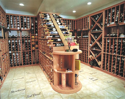 Top 3 tips from the experts on building a wine cellar for Building wine cellar