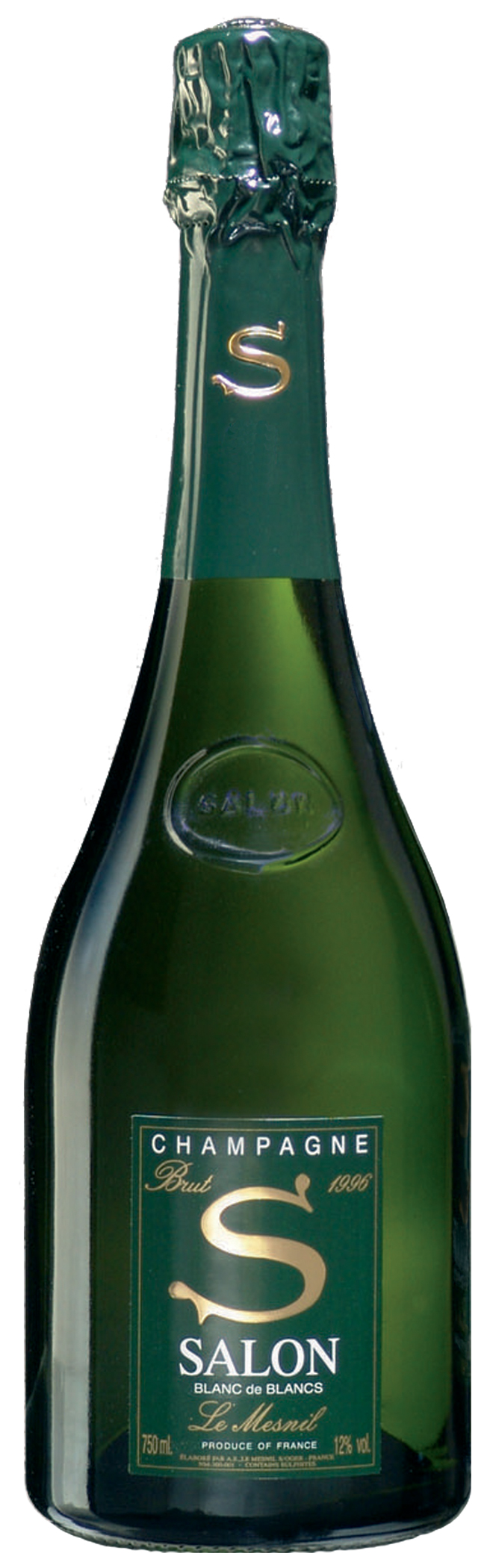 "Salon Brut Le Mesnil: ""The Champagne Lovers\' Champagne"""