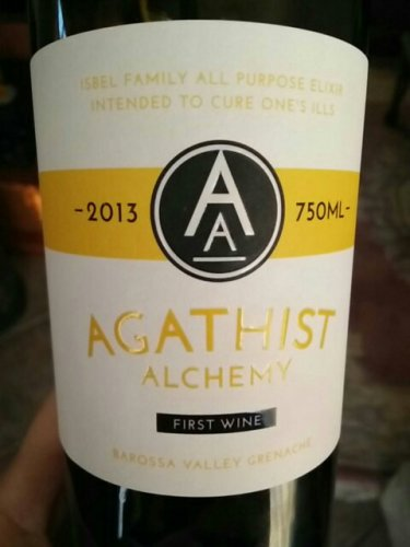 agathist-alchemy-first-wine