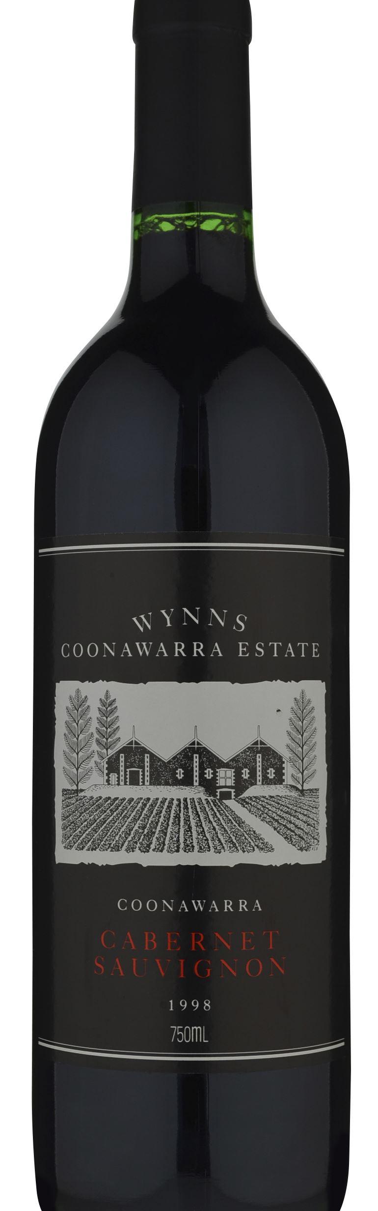 It is an image of Gargantuan Wynns Coonawarra Estate Black Label Cabernet Sauvignon