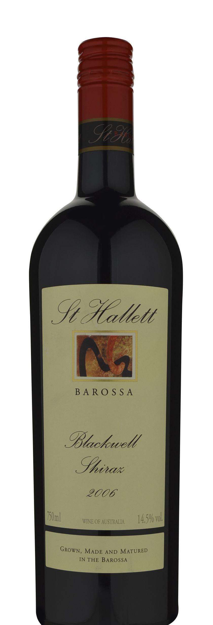St hallett single vineyard
