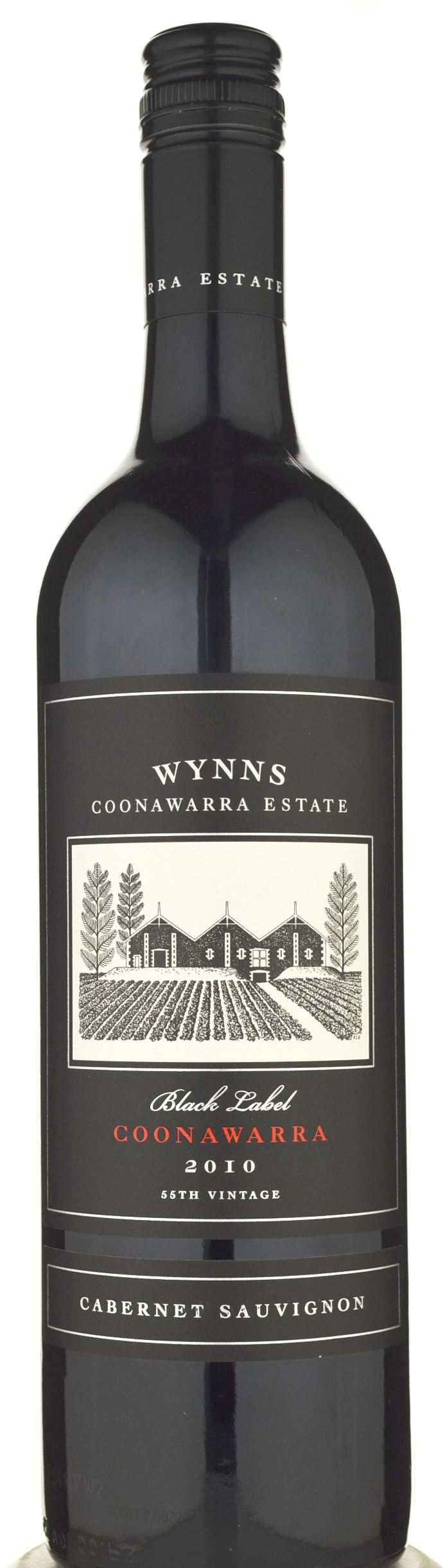 This is a photo of Handy Wynns Coonawarra Estate Black Label Cabernet Sauvignon