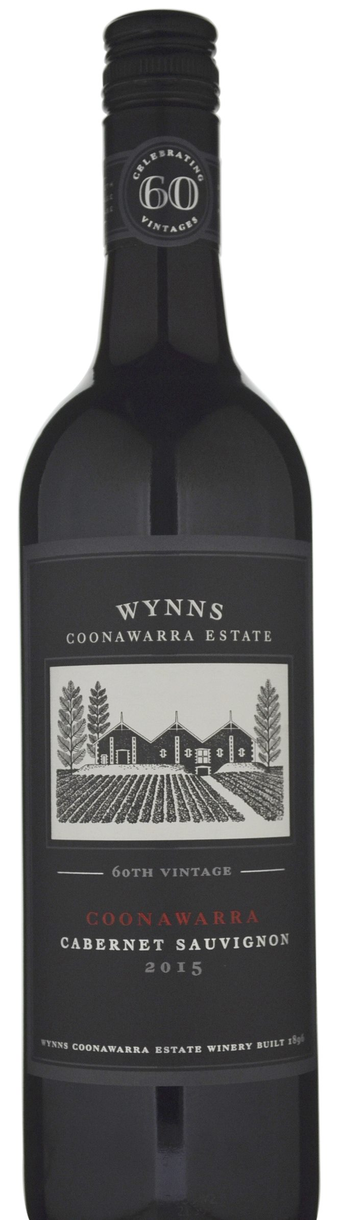 It's just a picture of Sassy Wynns Coonawarra Estate Black Label Cabernet Sauvignon