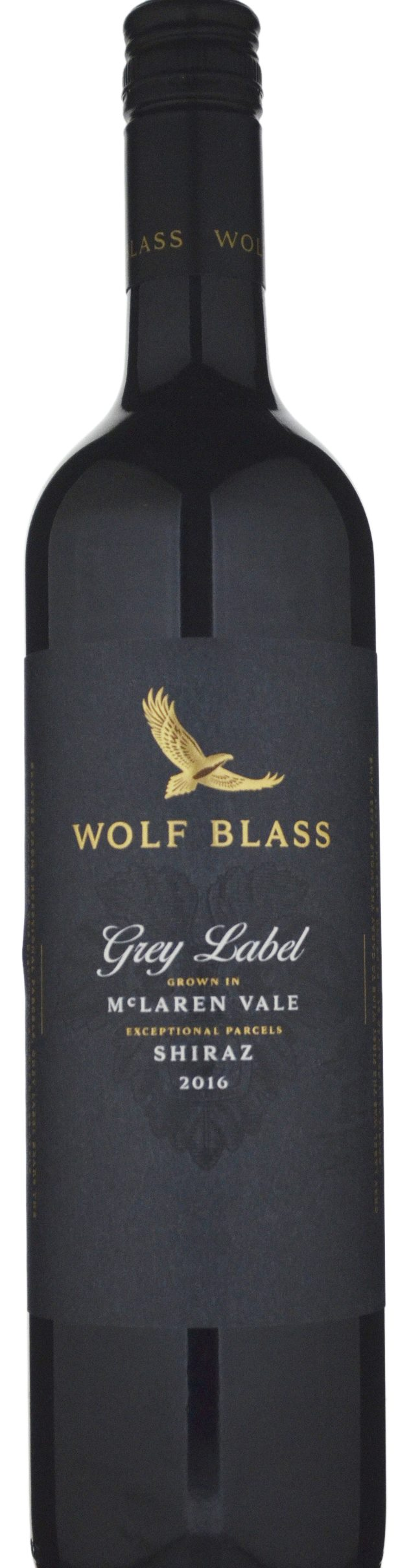 It's just a graphic of Hilaire Wolf Blass Grey Label Shiraz 2013 Review